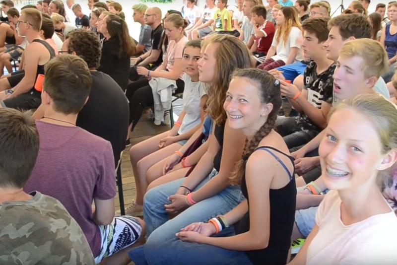 Teencamp Bild für Video