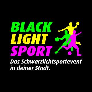 Blacklightsport GJW-Bayern Logo mitUntertitel schwarzerBG